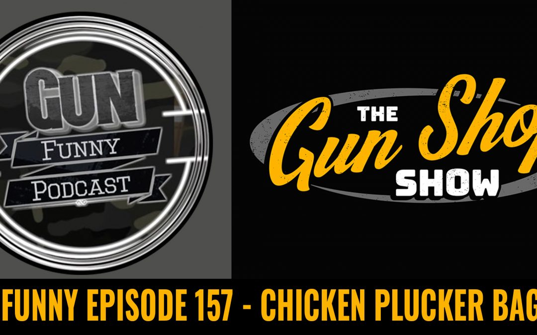 The Gun Shop Show Interview with Ava Flanell & Gun Funny Podcast