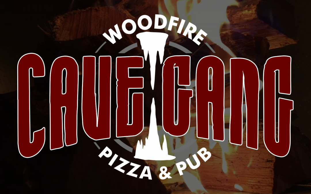 Cave Gang Woodfire Pizza & Pub in Carthage, MO sponsor of The Gun Shop Show.
